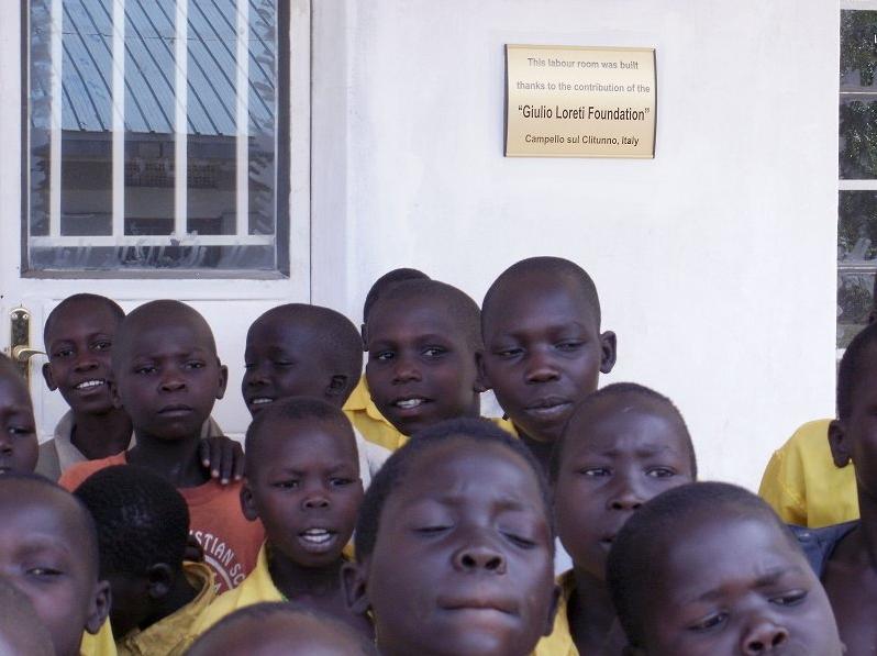 La Fondazione Giulio Loreti in Africa
