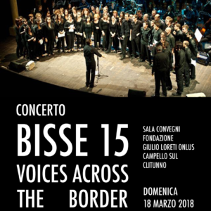 Concerto BISSE 15 | Voices across the border